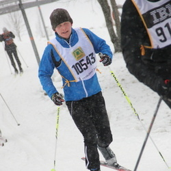 Skiing 90 km - Emil Carlson (10543)