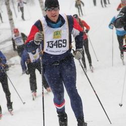 Skiing 90 km - Emil Jörnelid (13469)