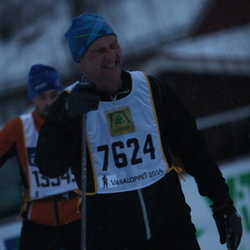 Skiing 90 km - Christer Ottosson (7624)
