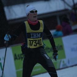 Skiing 90 km - Jenny Östergren-Höljer (17340)
