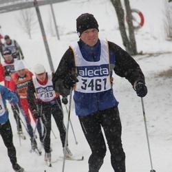Skiing 90 km - Christian Bengtsson (3461)