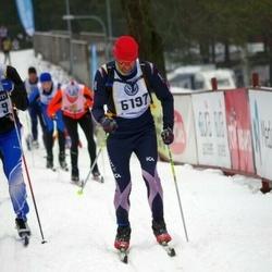 Skiing 90 km - Anders Östberg (6197)