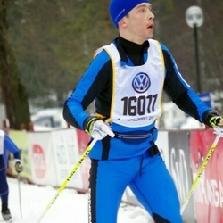 Skiing 90 km - Alfred Streng (16011)