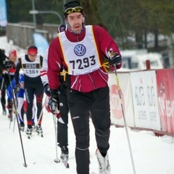 Skiing 90 km - Henrik Tegström (7293)