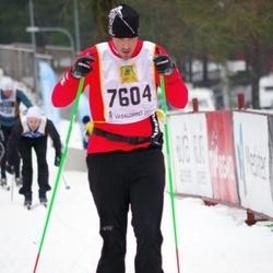 Skiing 90 km - David Danielsson (7604)