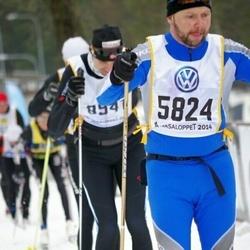 Skiing 90 km - Bror Glasberg (5824)
