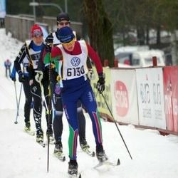 Skiing 90 km - Adam Stadig (6130)