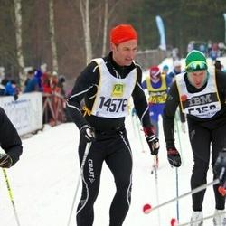 Skiing 90 km - Henrik Ramstedt (14576)