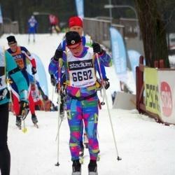 Skiing 90 km - Dusan Oravec (6692)
