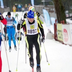Skiing 90 km - Jan-Erik Backlund (8892)