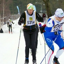Skiing 90 km - Anders Flodin (5314)