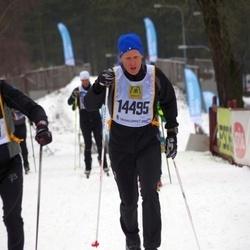 Skiing 90 km - Christian Domfors (14495)