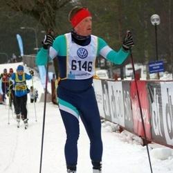 Skiing 90 km - Henrik Larsson (6146)