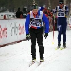 Skiing 90 km - Daniel Ekström (5004)