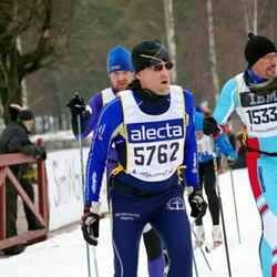 Skiing 90 km - Bo Karlsson (5762)