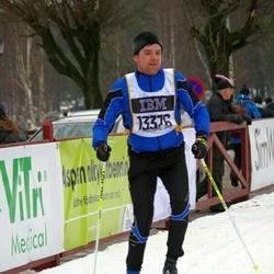 Skiing 90 km - Elias Wikström (13376)
