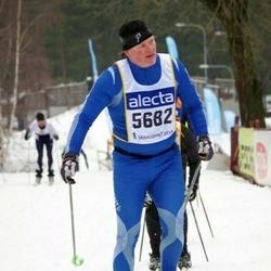 Skiing 90 km - Hillar Irves (5862)