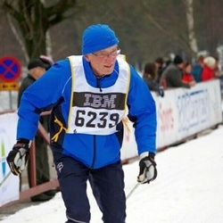 Skiing 90 km - Börje Fjällström (6239)
