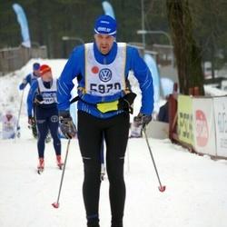 Skiing 90 km - Henrik Björk (5970)