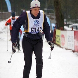 Skiing 90 km - David Thelander (6142)