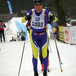 Skiing 90 km - Anders Forsberg (5903)