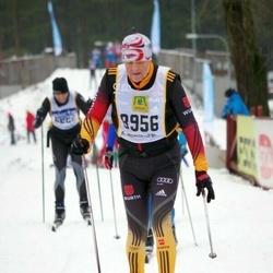 Skiing 90 km - Eberhard Christ (8956)