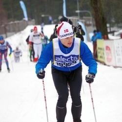 Skiing 90 km - Anders Elgaard Kristensen (15959)