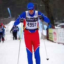 Skiing 90 km - Adam Johansson (4951)
