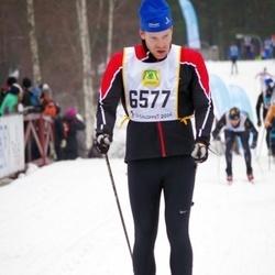 Skiing 90 km - Alf Laurell (6577)