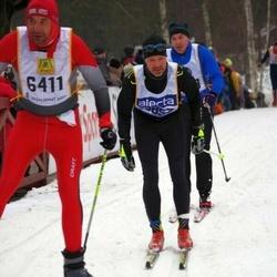 Skiing 90 km - Axel Wilinski (6411)