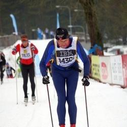 Skiing 90 km - David Oest (14368)
