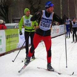 Skiing 90 km - Christian Reimers (6960)