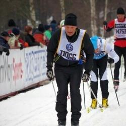 Skiing 90 km - Åke Domeij (11066)