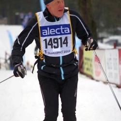 Skiing 90 km - Herman Petrusson (14914)