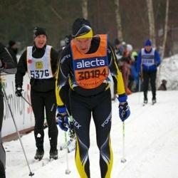 Skiing 90 km - Alf Olsson (30184)