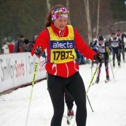 Skiing 90 km - Cecilia Thörnblom (17873)