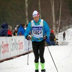 Skiing 90 km - Björn Jensen (6864)