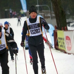Skiing 90 km - David Stenlund (13282)