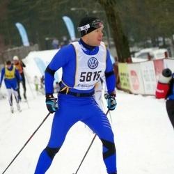 Skiing 90 km - Alexander Solum (5815)