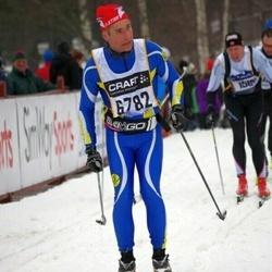 Skiing 90 km - Henrik Karlborg (5782)