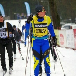 Skiing 90 km - Christelle Huguenin (19167)