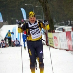 Skiing 90 km - Aleksandr Simonov (6665)