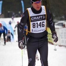 Suusatamine 90 km - Anders Nygård (8146)