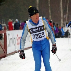 Skiing 90 km - Hermann Hartsleben (7969)