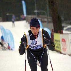 Skiing 90 km - Axel Andersson (15073)