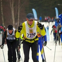 Skiing 90 km - Christer Wessberg (7796)