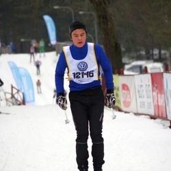 Skiing 90 km - Elias Karlsson (12146)