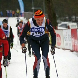 Skiing 90 km - Anders Andersson (8391)
