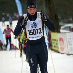 Skiing 90 km - August Andersson (15072)