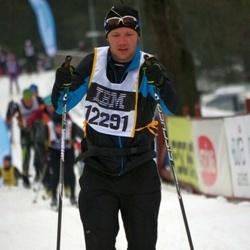 Skiing 90 km - David Bergström-Funck (12291)